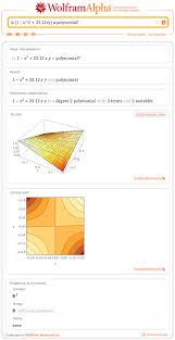 solving basic properties of functions and equations made easy how to use wolfram alpha