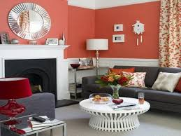 Red Living Rooms Color Schemes Best Living Room Colour Combinations 17 Image Of Living Room