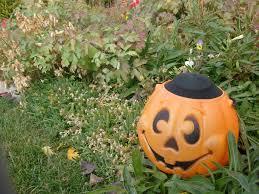 Pumpkin Yard Light Cover Dollar Store Halloween Decoration Jack O Lantern Yard