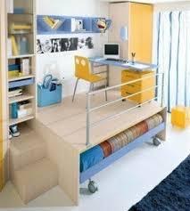 Great Bunk Desk Bed 6