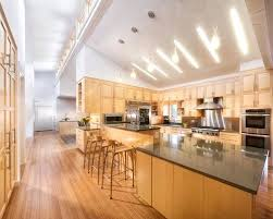 kitchen lighting ideas vaulted ceiling. Cathedral Ceilings Lighting Perfect Kitchen Ideas For Vaulted  And Ceiling . H