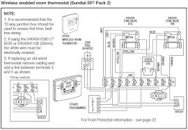 honeywell central heating wiring diagram how to wire a honeywell thermostat with 6 wires at Central Heating Thermostat Wiring Diagram