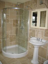 Small Picture Bathroom Small Showers For Small Spaces Walk In Shower
