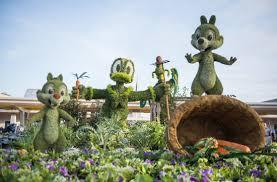 disney flower and garden. Perfect Disney WDW Radio Newswire 2015 Flower U0026 Garden Festival Now Underway At Epcot To Disney And