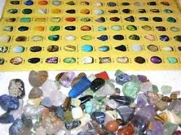 Identifying Rocks And Minerals Chart Details About Rock Mineral Educational Find Sort Identify Set W Color Picture Chart Stones