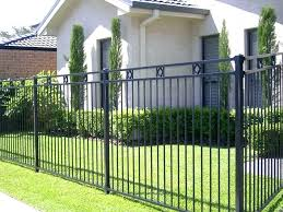 front yard fence design. Front Fence Ideas Driveway Wave Fences Design And Green Yard Inspiration . Property Fencing