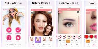 youface makeup has a ulative rating of 4 3 at the google play with 10 000 000 s this app requires android 4 0 to run smoothly and is