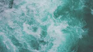 Flowing Water Background