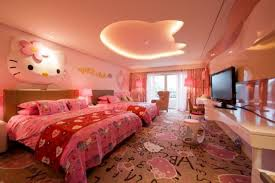 kids bedroom for girls hello kitty. Cute-hello-kitty-bedroom Kids Bedroom For Girls Hello Kitty