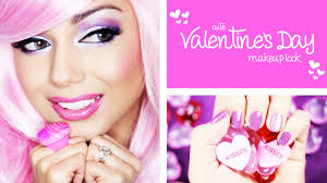valentine s day makeup tutorial you