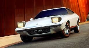 Classic Concepts: 1969 Holden Hurricane   Classic Driver Magazine