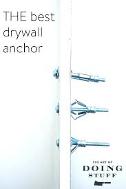 best wall anchors plaster wall anchors anchor in action lath and plaster wall anchors plaster wall