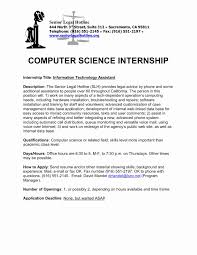Sample Resume For Assistant Professor In Computer Science