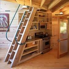 Small Picture An 824 tiny house on wheels with two lofted sleeping quarters in