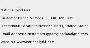 National Grid Customer Service National Grid Gas Number National Grid Gas Customer Service Phone