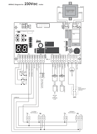proteco q80a swing gate control unit 230v proteco direct proteco q80a wiring diagram 230vac motor