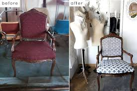 Kristen reupholstered chair. View in gallery