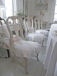 beautiful slipcovered chairs