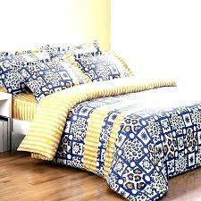 yellow comforter queen size