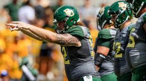 Baylor Qb Depth Chart Baylor Releases First Depth Chart Of 2019 Preseason Sicem365