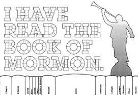 Book Of Mormon Reading Chart Printable Book Of Mormon Reading Charts And Bookmarks The Idea Door