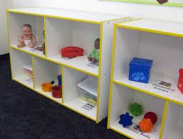 toddler bookshelf yellow
