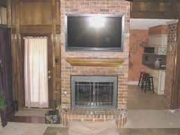fireplace how to attach a mantel to a brick fireplace home design very nice gallery