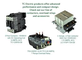 tc contactor wiring diagram tc image wiring diagram quality industrial motors controls online at on tc contactor wiring diagram