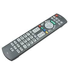 panasonic tv controller. new oem replacement panasonic plasma tv remote control n2qayb000486 for tc-p50vt20 tc-p58vt25 tv controller