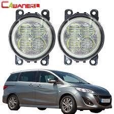 1999 Mazda Miata Fog Light Replacement Cawanerl For Mazda Mpv Ii Lw 1999 2006 2 Pieces H11 100w