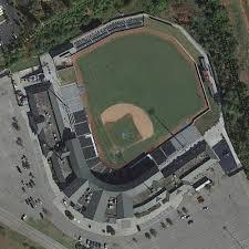 Smokies Baseball Stadium Seating Chart Smokies Stadium In Kodak Tn Google Maps