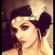 25 best ideas about 1920s makeup on flapper makeup 1920 makeup and roaring 20s makeup