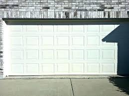 garage door 7 replacement panels doors ideas 16 foot strut