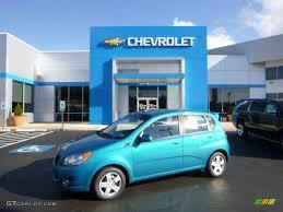 2009 Blue Green Metallic Pontiac G3 #97500258   GTCarLot.com - Car ...