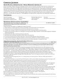 Payroll Resume Delectable Payroll ResumeHRrevised