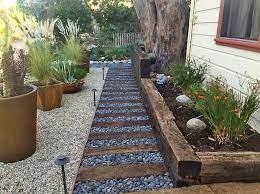 railroad tie planter traditional