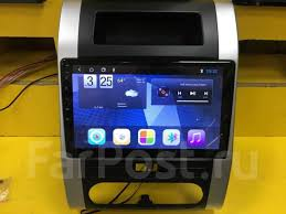 <b>Штатная магнитола Nissan</b> X-Trail Android / 10.2дюймов 8.1 ...