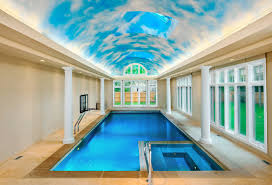 indoor pool and hot tub. Wilmette, IL Indoor Swimming Pool And Hot Tub Traditional-pool R
