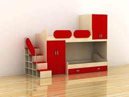 kids furniture modern. Modern Kids Furniture Red I