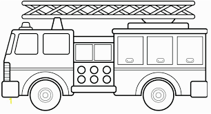 14 Lovely Fire Truck Coloring Page Coloring Page