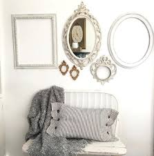 white frame gallery wall gallery wall wall frames mirror nursery wall decor set of 6 white