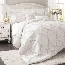 amazing cream ruffle bedding 55 for soft duvet covers with cream ruffle bedding