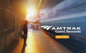 Best Amtrak Deals Using Their New Award Program Million
