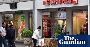 The North Face gift isn't worth the card it's written on | Money | The ...