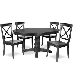 westport dining set black constructed of all solid plantation grown select asian hardwoods the westport collection is stocked in a rich black rub thru