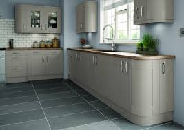 Green And Grey Kitchen Kitchen Cabinets Painted Fieldstone Gray Monsterlune