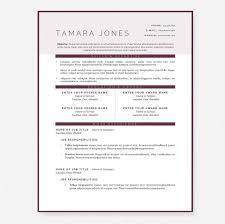 100 Resume Templates For Word Pad Cool Basic Resume