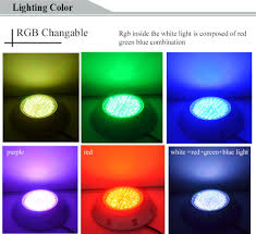 Best Pool Lights To Buy Best Seller 2019 Ip68 Underwater Light 18w Rgb Wifi Wireless Controlled Submersible Swimming 12v Led Pool Light Para Allberca Buy Best Seller