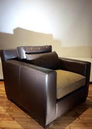 ralph lauren leather fabric graham club chair