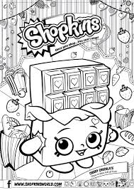 Small Picture Print it out and colour me in funzone shopkins Shopkins